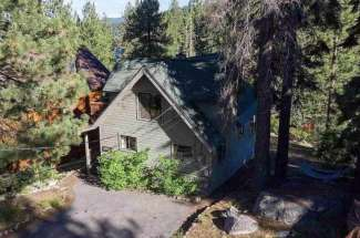 Donner Lake Cabin