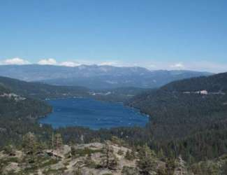 Donner Summit/Serene Lakes