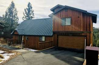 Tahoe Donner Home with Mountain Views