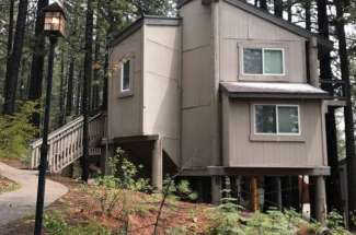 Donner Lake Condo With Lake Views